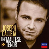 DECCA - JOSEPH CALLEJA The Maltese Tenor